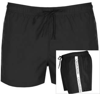 Calvin Klein Swim Shorts Black