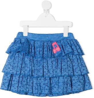 Mini Rodini Lace Frill Skirt