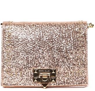 Marc Ellis Brass April S Leather Bag