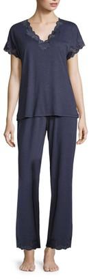 Natori Zen Floral Pajama Set