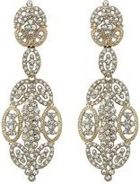 Nina Jules Glamorous Statement Swarovski Earrings