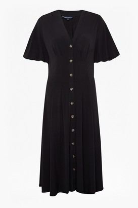French Connection Serafina Slinky Jersey Midi Dress