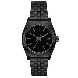 Nixon Womens Analogue Quartz Watch with Stainless Steel Strap A1130-001-00