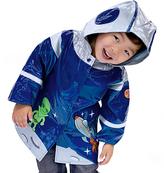 Kidorable Blue Space Raincoat - Infant Toddler & Boys