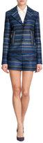 Diane von Furstenberg Casie Jacquard Shorts