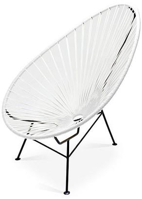 Mexa Acapulco Lounge Chair - White