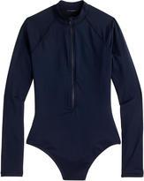 Long Sleeve Swimsuit Shopstyle Uk