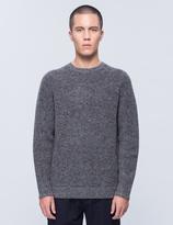 Folk Stripe Wool Jumper