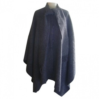 N. Non Signé / Unsigned Non Signe / Unsigned \N Grey Wool Knitwear