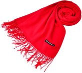 Luoke Women's Soft Tassels Shawl Thicken Large Scarf Pashmina Blanket