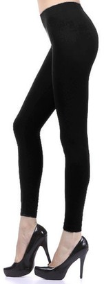 D&K Monarchy Women's Seamless Full Length Footless Tights
