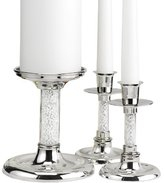 Hortense B. Hewitt Wedding Accessories Glittering Beads Candle Stands, Set of 3