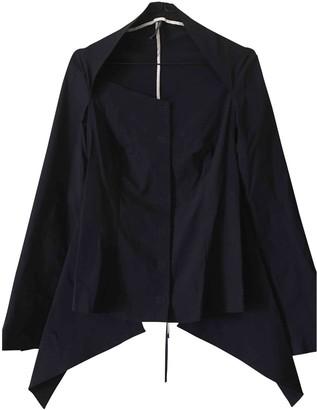 Liviana Conti Blue Jacket for Women