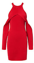 Dion Lee Cherry Sleeve Release Dress