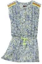 Catimini Ikat Printed Dress (Little Girls & Big Girls)