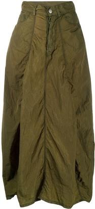 Andrea Ya'aqov Full-Shape Midi Skirt