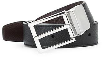 Dunhill Adjustable & Reversible Leather Belt