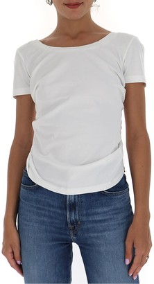Jacquemus Knotted Back T-Shirt