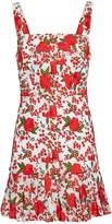 Alexis Melora Floral Embroidered Mini Dress