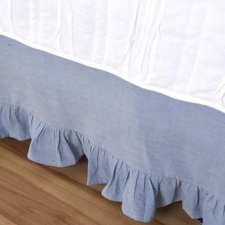 Better Homes & Gardens Cotton Ruffle Hem Bed Skirt