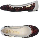 Galliano Ballet flats