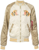 Alpha Industries Souvenir Tiger Jacket - unisex - Nylon - L