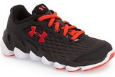 Under Armour 'Micro G ® Spine' Athletic Shoe (Toddler & Little Kid)