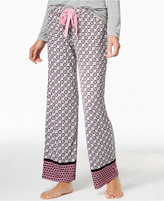 Alfani Border-Print Pajama Pants, Only at Macy's
