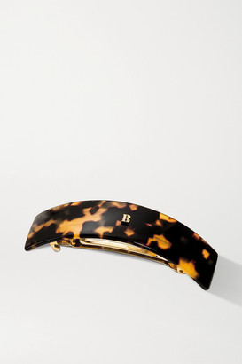 Balmain Paris Hair Couture Large Acetate Hair Clip