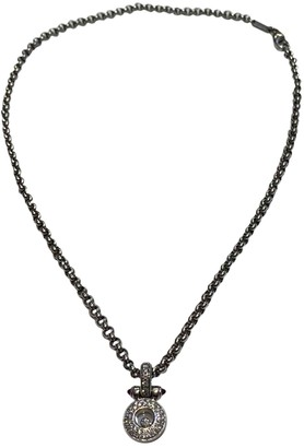 Chopard Happy Diamonds Grey White gold Necklaces