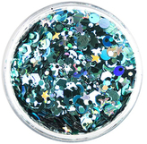 Festival Face Chunky Glitter - Emerald