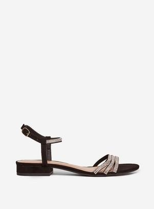 Dorothy Perkins Womens Black 'Soo' Heeled Sandals, Black