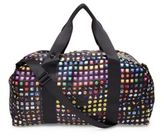 Terez Emoji-Print Collapsible Duffle Bag