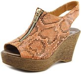 Love and Liberty Danella Women US 9 Wedge Sandal