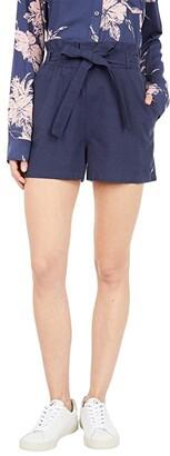 Roxy Be My Darling Solid Shorts (Ash Rose) Women's Shorts