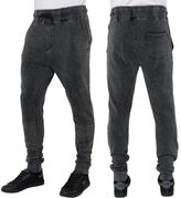 Loyalty And Faith Mens Slim Fit Tracksuit Bottoms Pants Cuffed Joggers Sweatpants