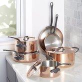 Crate & Barrel Mauviel ® M150 10-Piece Cookware Set