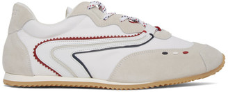 MONCLER GENIUS 2 Moncler 1952 White Seventy Sneakers