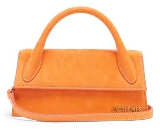 Jacquemus Chiquito Long Leather Cross-body Bag - Orange