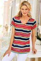 Soft Surroundings Colorista Tunic