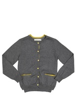 Stella McCartney Organic Cotton Knit Cardigan