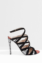 Giambattista Valli Dotty Strappy Heels