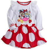 Disney Minnie Mouse and Daisy Duck Skirt Set for Baby
