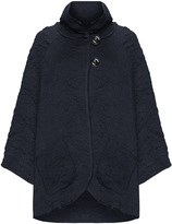 Isolde Roth Plus Size Textured two-button cardigan