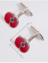 M&S Collection The Poppy Collection® Cufflinks
