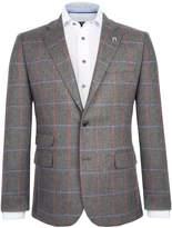 Men's Paul Costelloe Collins Checked Wool Jacket