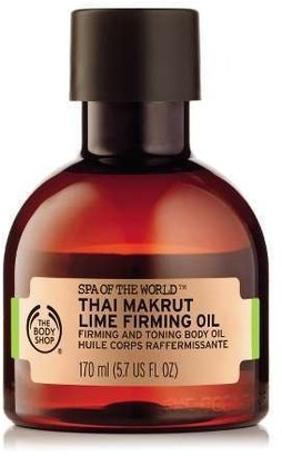 The Body Shop Spa of the World Thai Makrut Lime Toning Body Oil