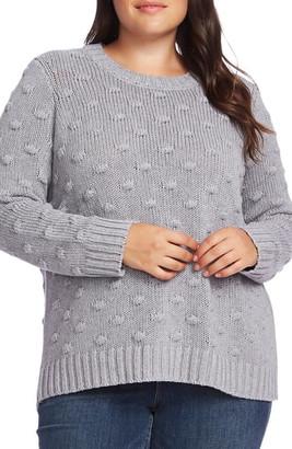 Vince Camuto Popcorn Stitch Sweater