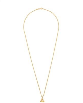 Northskull Trigon um pendant necklace