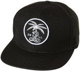 Swell Pacific Paradise Snapback Cap Black